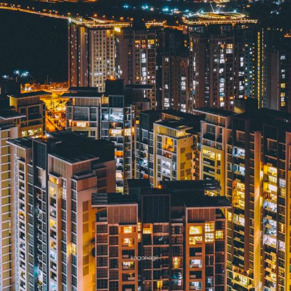 9x với loạt ảnh chụp từ trên cao khiến bạn ngỡ ngàng vì vẻ đẹp choáng ngợp của Sài Gòn - Ảnh 18.
