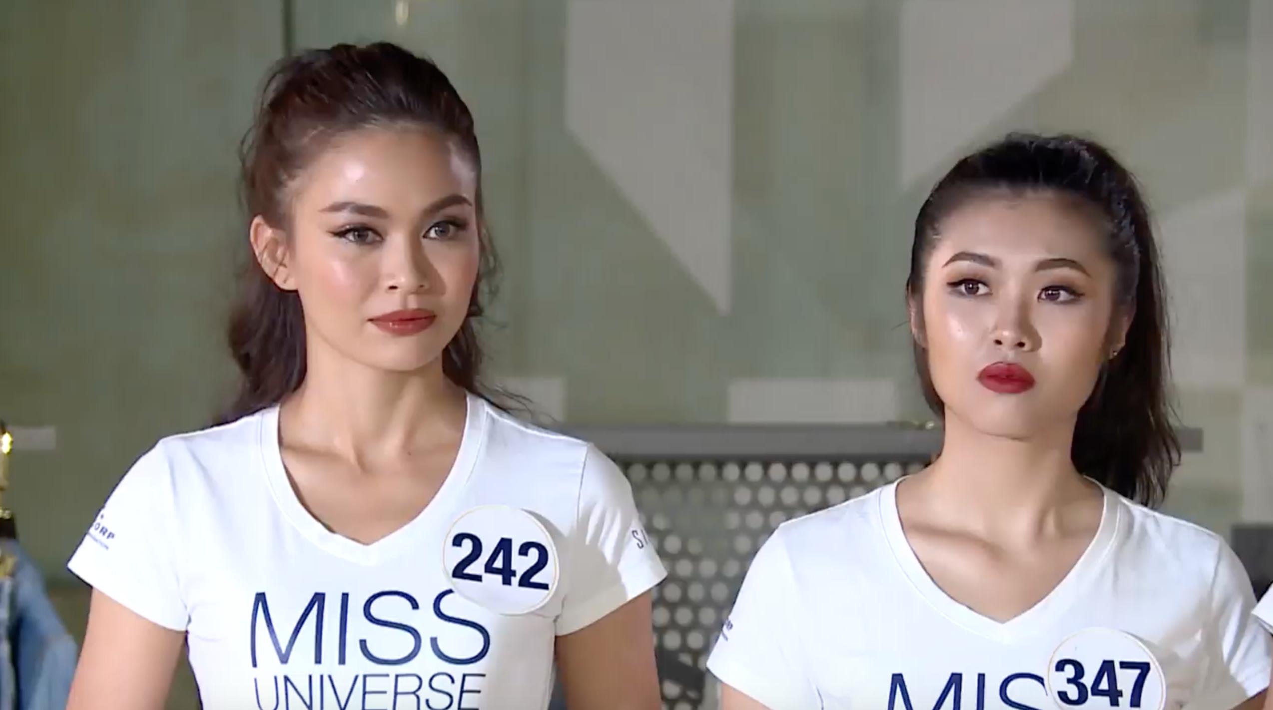 Ai là thí sinh Hoa hậu Hoàn vũ VN bị đánh giá thiếu trung thực? - Ảnh 3.