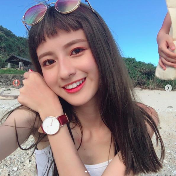 Cô bạn Đài Loan với tóc mái ngố giữa trán: Mặt đẹp thì chấp hết! - Ảnh 10.