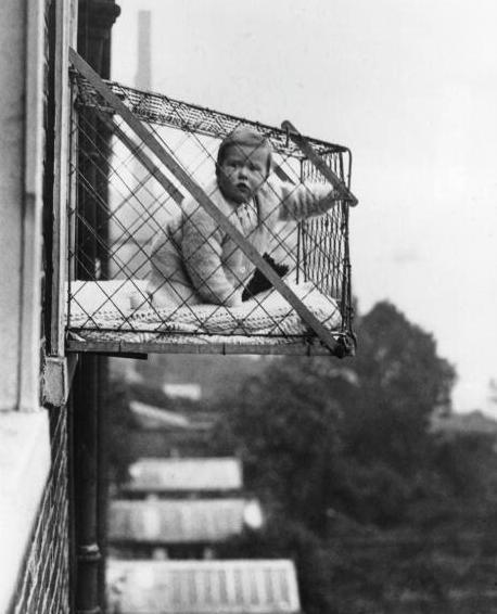 100 năm trước, con người từng có những phát minh, thú vui kinh dị như thế này đây! - Ảnh 3.