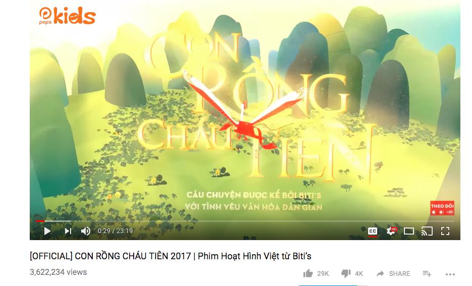 Không phải MV hay phim ngắn, clip mà dân mạng đang share điên đảo lại là 1 bộ phim hoạt hình Việt Nam! - Ảnh 6.