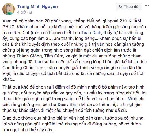 Không phải MV hay phim ngắn, clip mà dân mạng đang share điên đảo lại là 1 bộ phim hoạt hình Việt Nam! - Ảnh 12.