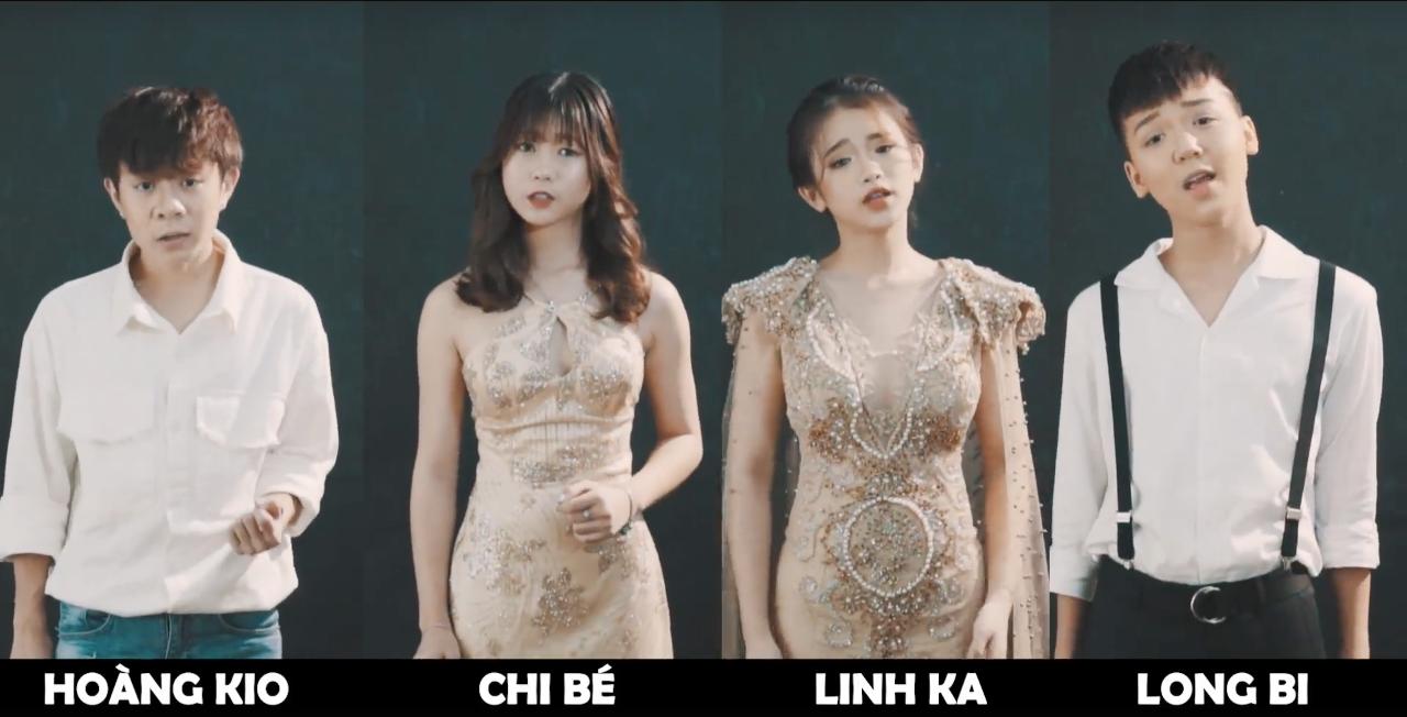 10x đình đám Linh Ka đã trở lại, vũ đạo lợi hại gấp nhiều lần với MV cover Chưa bao giờ mẹ kể! - Ảnh 4.