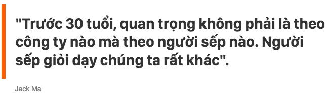 Lời khuyên gây bão của Jack Ma theo từng độ tuổi mà bạn chắc chắn sẽ cực tâm đắc khi nghe - Ảnh 3.