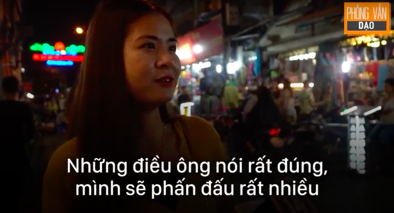 Phỏng vấn dạo: Các bạn trẻ nghĩ gì khi nghe tỉ phú Jack Ma nhận xét người trẻ Việt tối nào cũng đi chơi? - Ảnh 17.