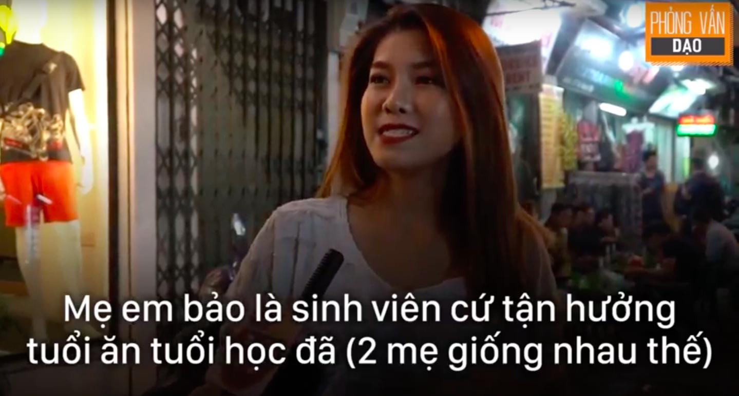 Phỏng vấn dạo: Các bạn trẻ nghĩ gì khi nghe tỉ phú Jack Ma nhận xét người trẻ Việt tối nào cũng đi chơi? - Ảnh 13.
