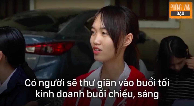 Phỏng vấn dạo: Các bạn trẻ nghĩ gì khi nghe tỉ phú Jack Ma nhận xét người trẻ Việt tối nào cũng đi chơi? - Ảnh 9.