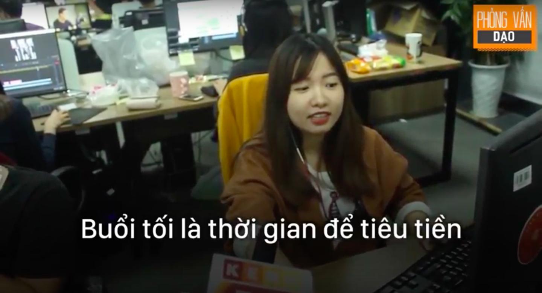 Phỏng vấn dạo: Các bạn trẻ nghĩ gì khi nghe tỉ phú Jack Ma nhận xét người trẻ Việt tối nào cũng đi chơi? - Ảnh 3.