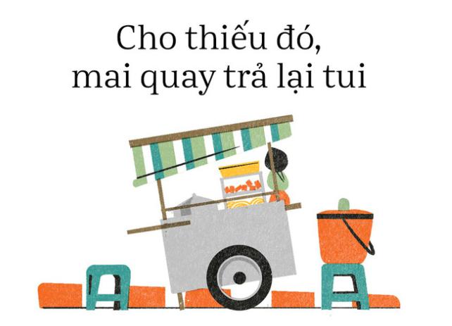 Chuyện cô gái quên ví gặp anh bán dừa dễ thương và câu cửa miệng: Bữa nào ghé trả cũng được của người Sài Gòn - Ảnh 4.