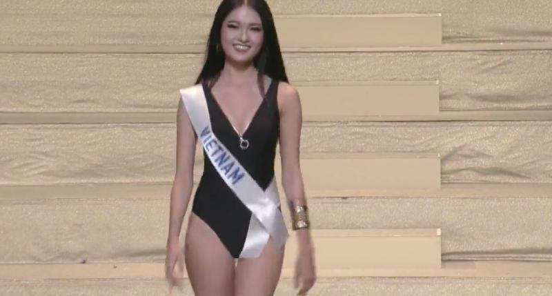 Cập nhật Chung kết Miss International 2017: Thùy Dung tự tin khoe hình thể quyến rũ trong trang phục áo tắm - Ảnh 10.