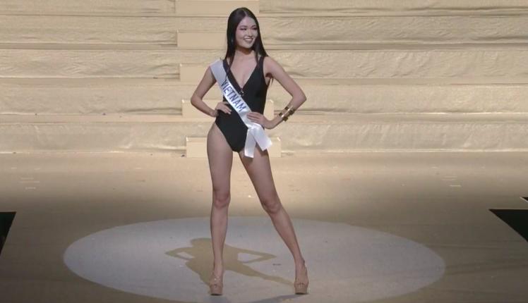 Cập nhật Chung kết Miss International 2017: Thùy Dung tự tin khoe hình thể quyến rũ trong trang phục áo tắm - Ảnh 8.