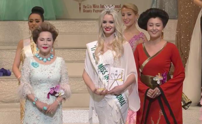 Chung kết Miss International 2017: Đại diện Indonesia đăng quang, Thùy Dung trượt Top 15 - Ảnh 6.
