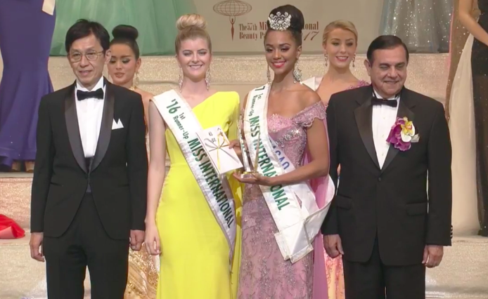 Chung kết Miss International 2017: Đại diện Indonesia đăng quang, Thùy Dung trượt Top 15 - Ảnh 4.