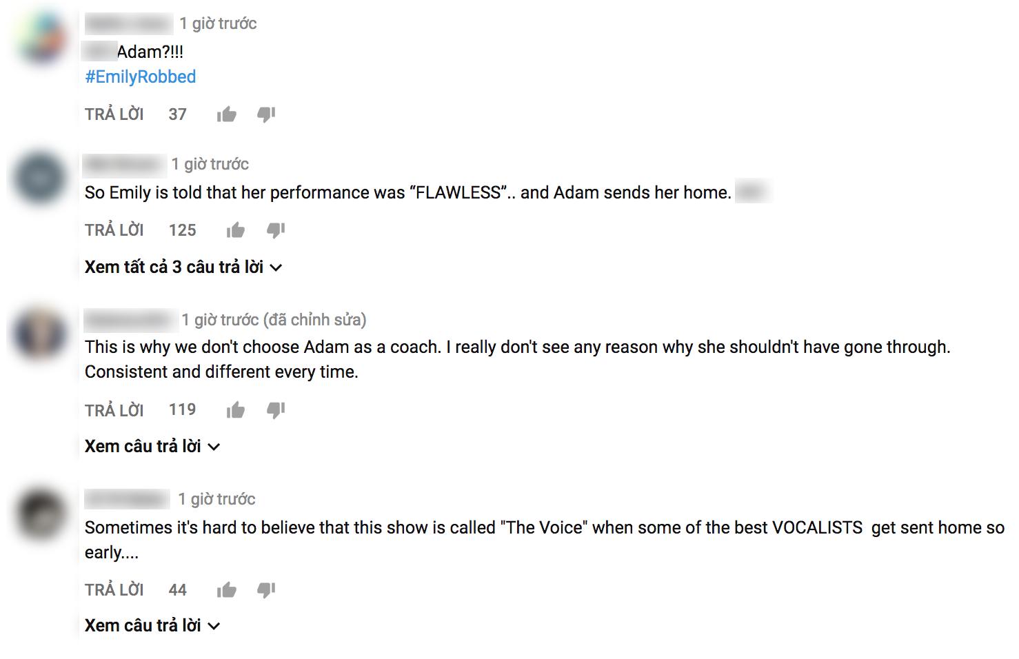 The Voice Mỹ: Khán giả chỉ trích Adam Levine Đây là The Voice nhưng lại loại người hát hay? - Ảnh 3.