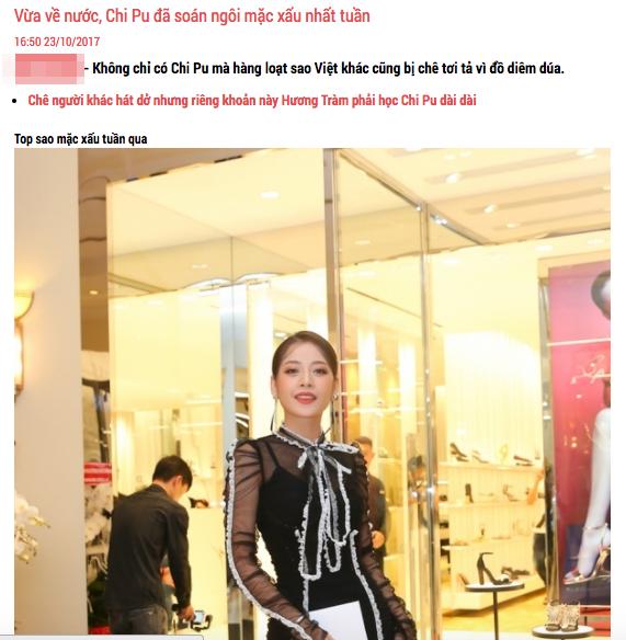 Màn đụng hàng của năm: Chi Pu mặc trước thì bị chê sến, Yoona mặc sau lại được khen như nữ thần! - Ảnh 5.