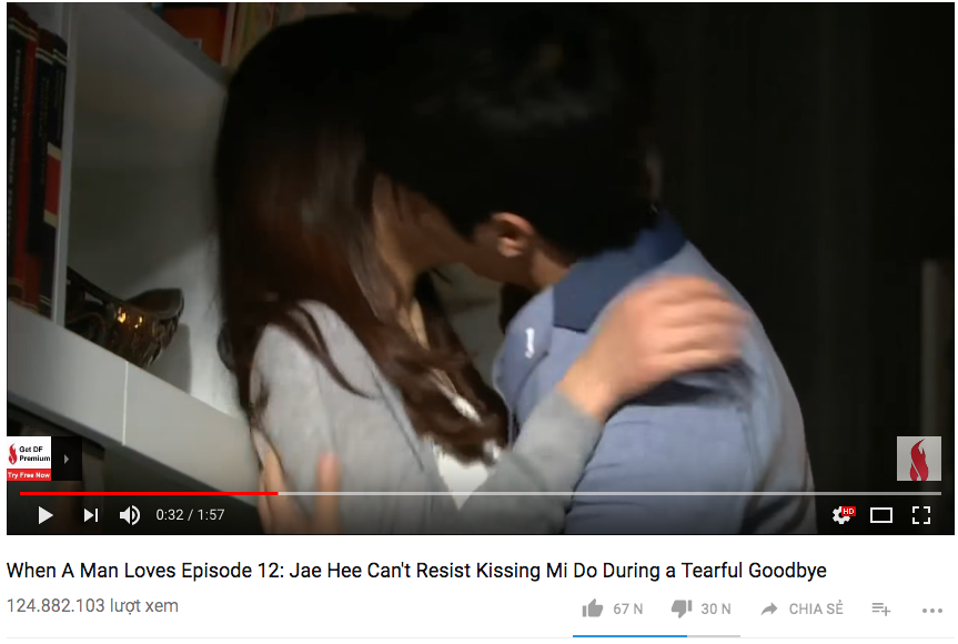 Đây là cảnh hôn nóng nhất phim Hàn, hút tới 170 triệu lượt xem trên Youtube - Ảnh 4.