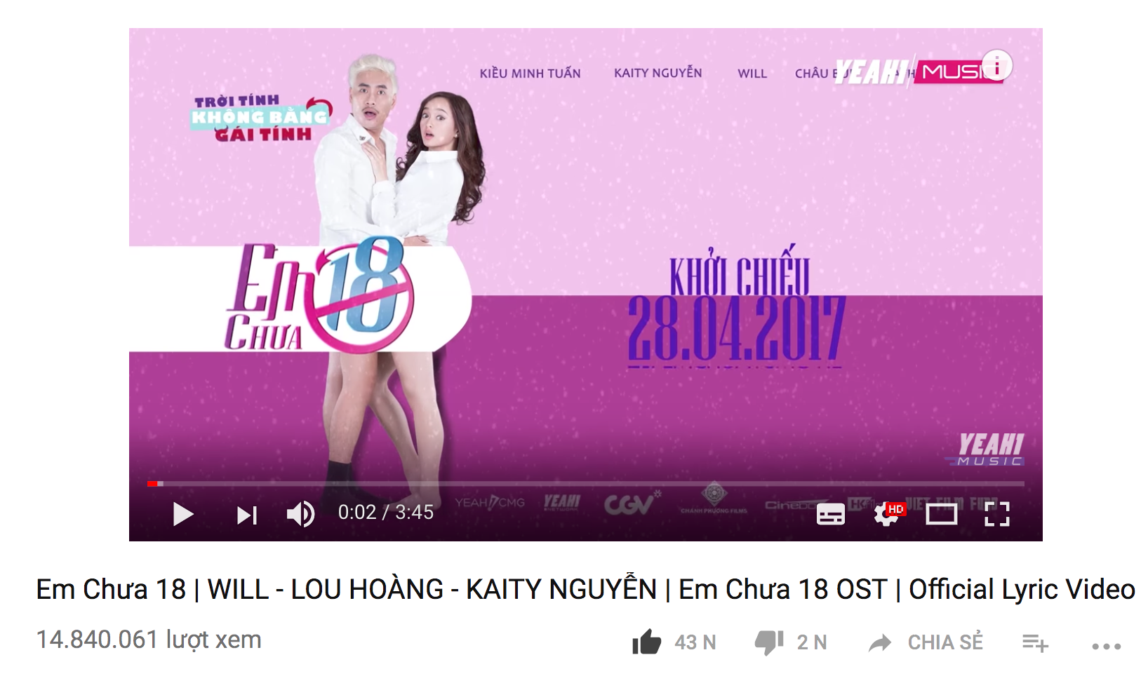 Không quảng bá rầm rộ, những MV nhạc phim này vẫn cán mốc từ hàng chục đến gần trăm triệu view - Ảnh 13.