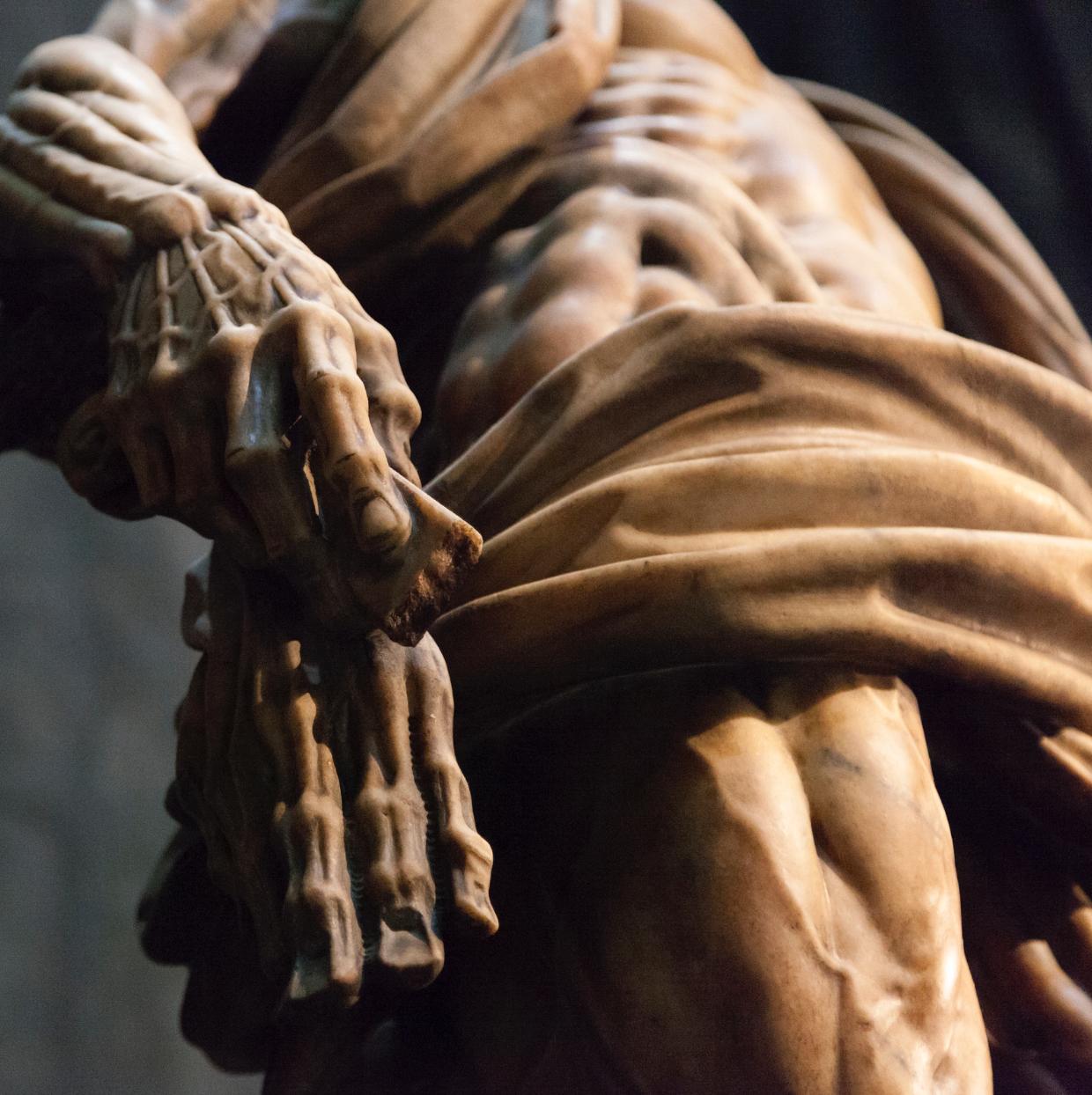 7 bức tượng khiến bạn vừa có cảm giác thích thú, vừa rùng mình run sợ - Ảnh 10.