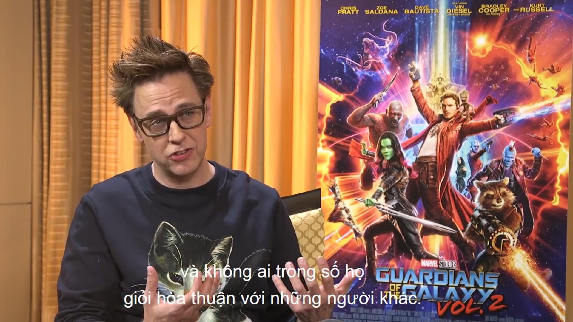 Không chỉ phỏng vấn trực tiếp, Khánh Vy còn tự tin rap dành tặng tài tử Hollywood Chris Pratt - Ảnh 5.