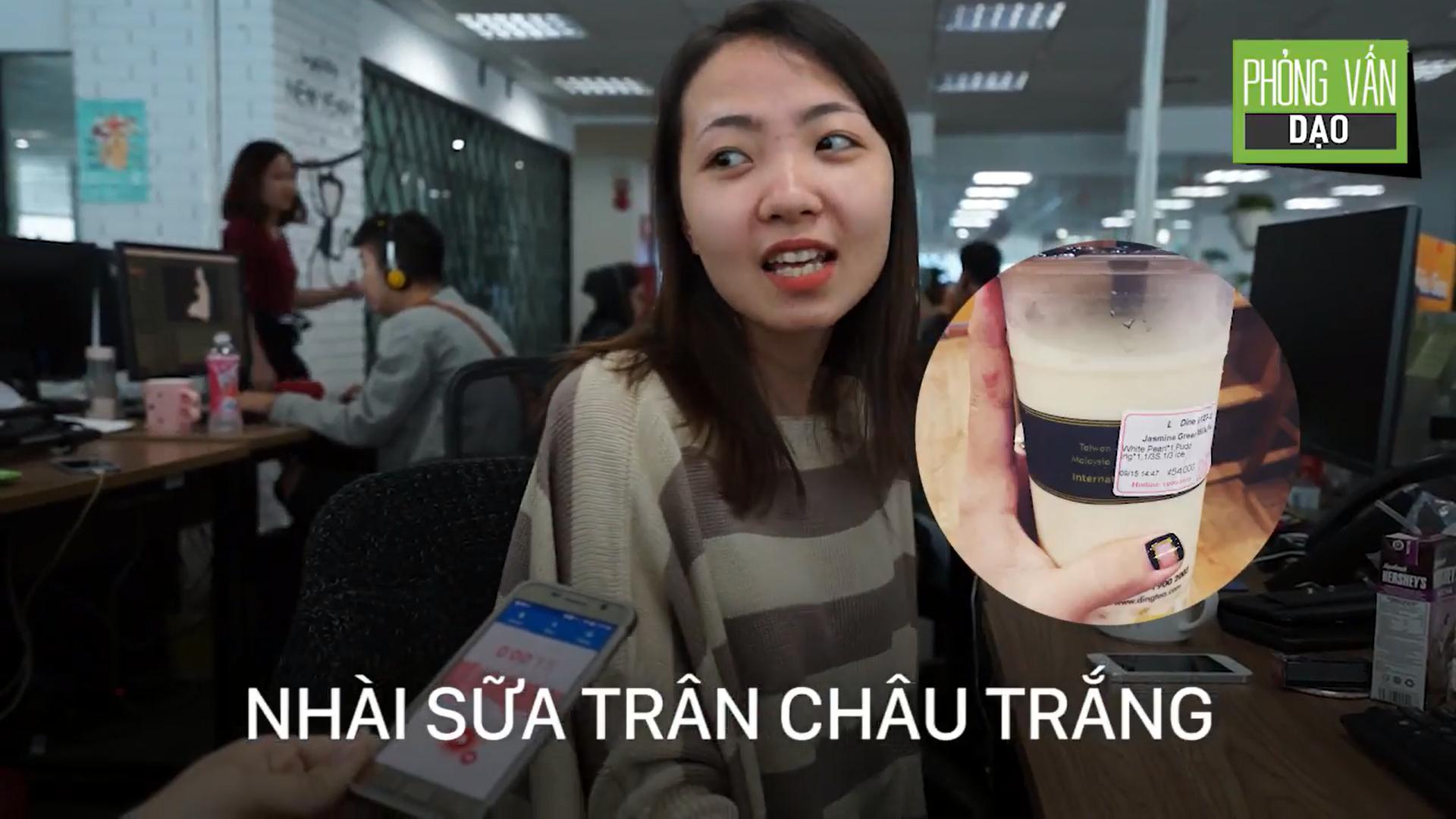 Phỏng vấn dạo: Đối với bạn, trà sữa có ý nghĩa như thế nào? - Ảnh 13.