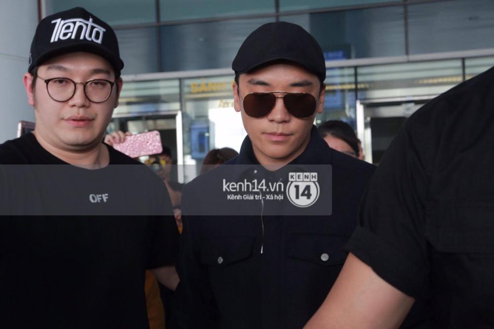 Seungri cuối cùng đã có mặt tại Việt Nam, chưa thấy G-Dragon xuất hiện - Ảnh 6.