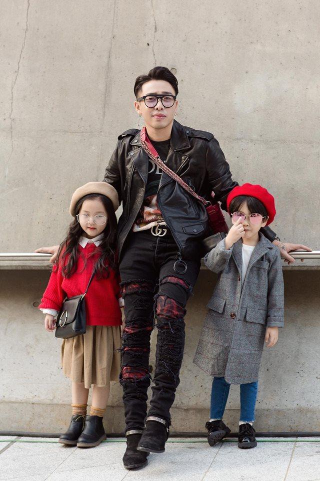 Hoàng Ku diện 700 triệu lên người, Phí Phương Anh mang Em Hoa đến chào sân Seoul Fashion Week - Ảnh 11.