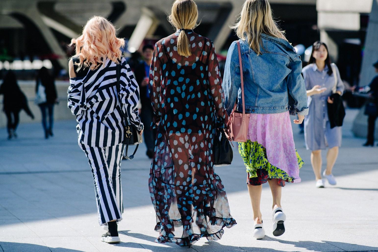 Seoul Fashion Week: Riêng về street style, giới trẻ Hàn nào có thua kém các ngôi sao nổi tiếng - Ảnh 4.