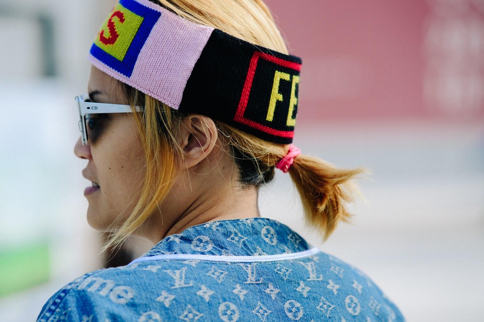 Seoul Fashion Week: Riêng về street style, giới trẻ Hàn nào có thua kém các ngôi sao nổi tiếng - Ảnh 5.