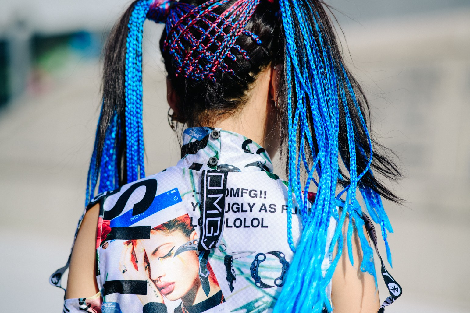 Seoul Fashion Week: Riêng về street style, giới trẻ Hàn nào có thua kém các ngôi sao nổi tiếng - Ảnh 6.