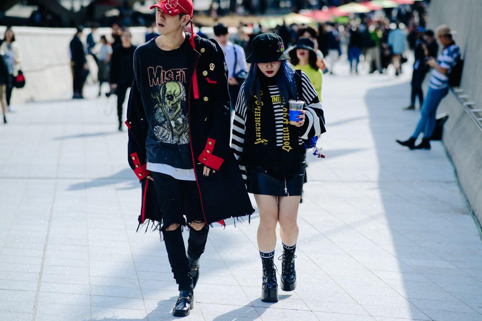 Seoul Fashion Week: Riêng về street style, giới trẻ Hàn nào có thua kém các ngôi sao nổi tiếng - Ảnh 9.