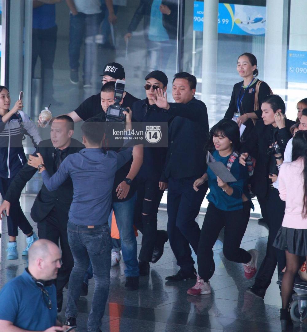 Seungri cuối cùng đã có mặt tại Việt Nam, chưa thấy G-Dragon xuất hiện - Ảnh 9.