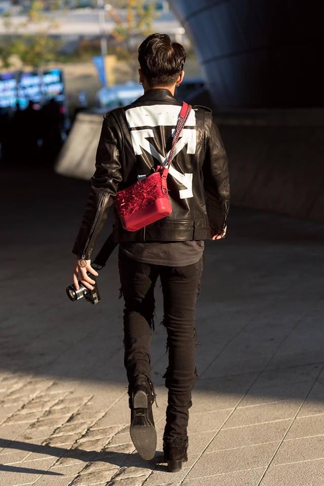 Hoàng Ku diện 700 triệu lên người, Phí Phương Anh mang Em Hoa đến chào sân Seoul Fashion Week - Ảnh 13.