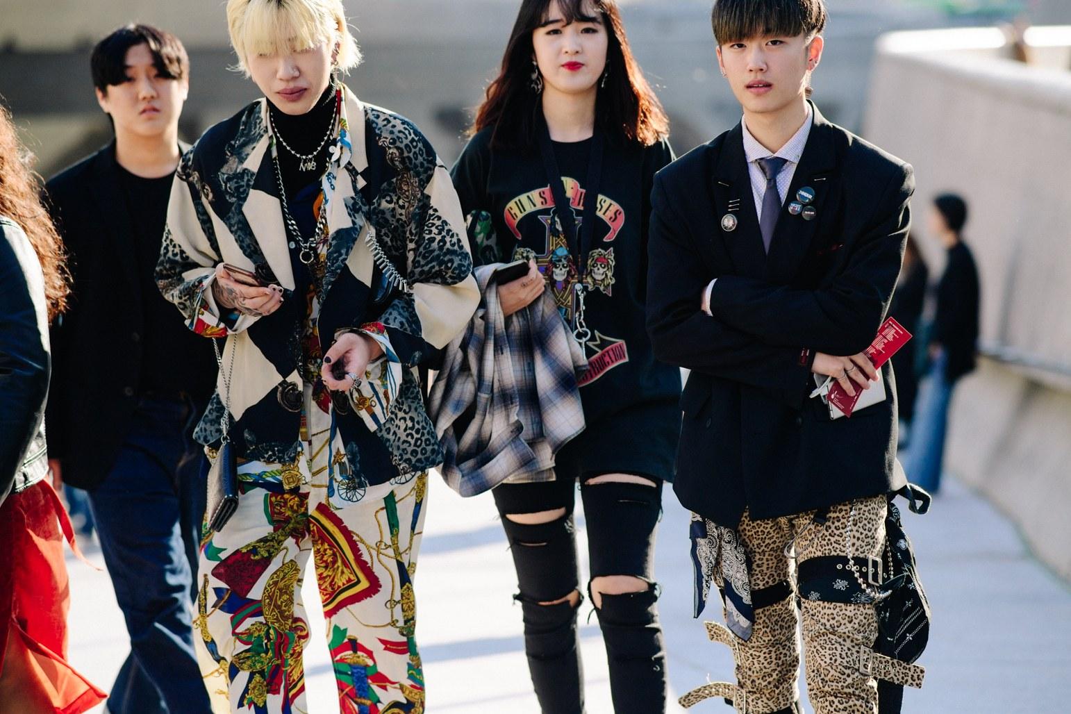 Seoul Fashion Week: Riêng về street style, giới trẻ Hàn nào có thua kém các ngôi sao nổi tiếng - Ảnh 13.