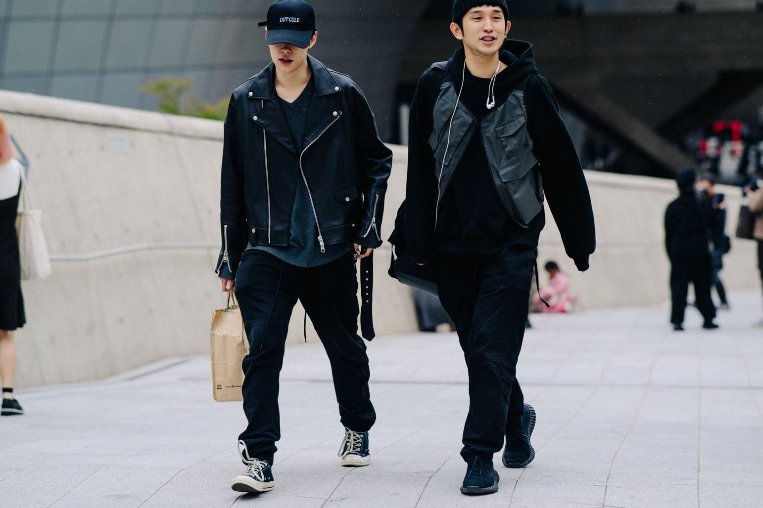 Seoul Fashion Week: Riêng về street style, giới trẻ Hàn nào có thua kém các ngôi sao nổi tiếng - Ảnh 17.
