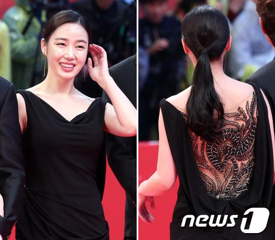 Thảm đỏ hot nhất hôm nay: Yoona khoe lưng trần bên tài tử Jang Dong Gun, sao Vì sao đưa anh tới lộ hàng - Ảnh 35.