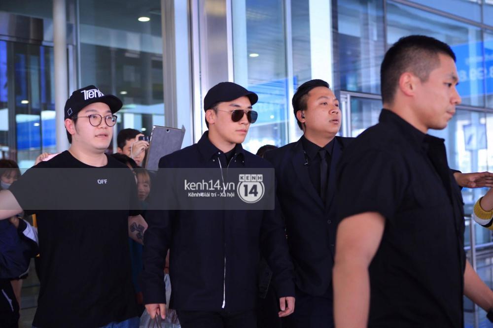Seungri cuối cùng đã có mặt tại Việt Nam, chưa thấy G-Dragon xuất hiện - Ảnh 4.