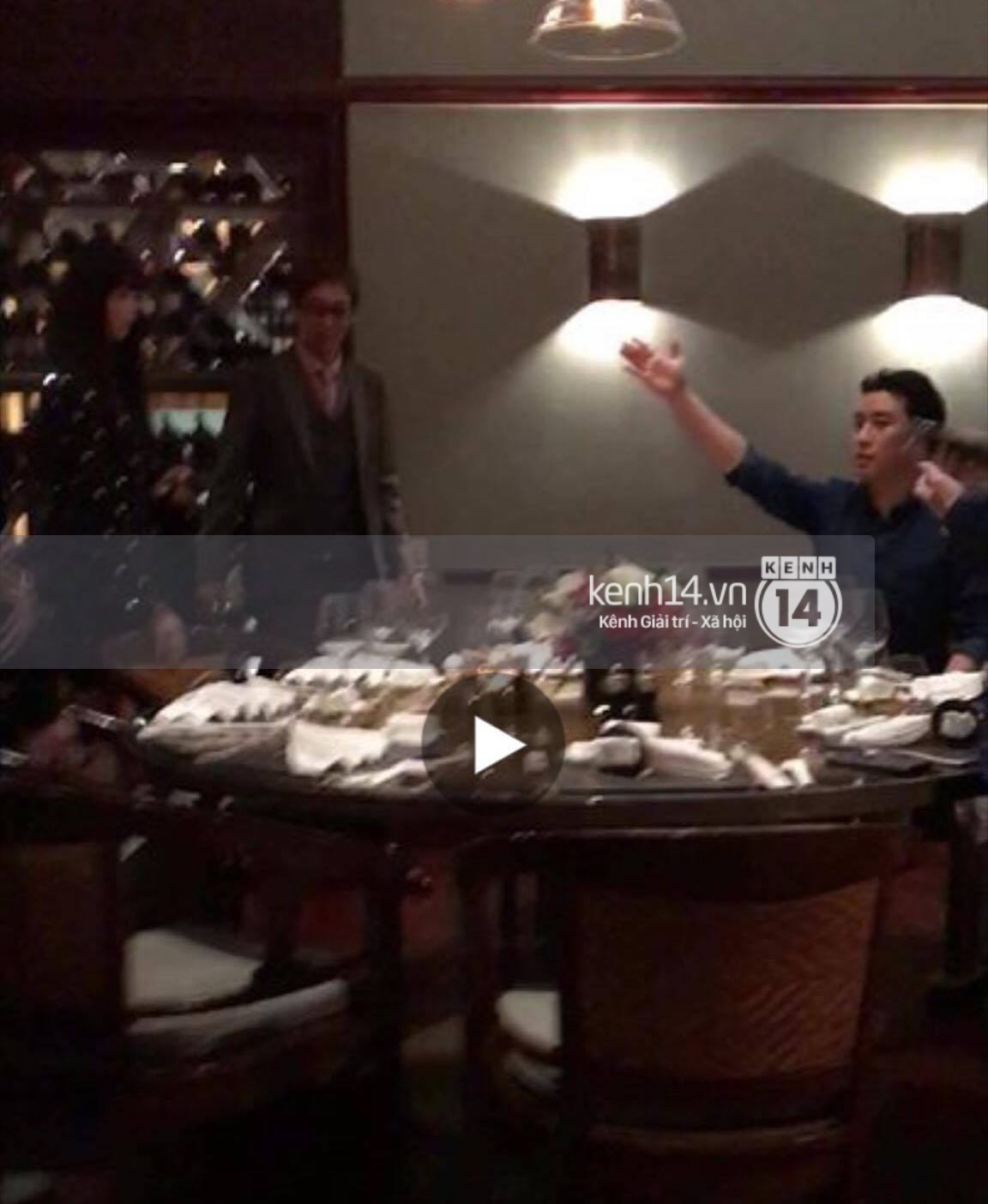 Seungri bảnh bao dùng bữa tối tại một nhà hàng, fan đồng loạt hát hit của Big Bang - Ảnh 4.
