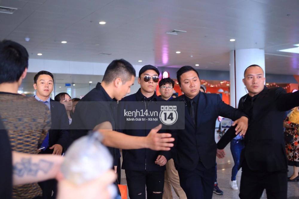 Seungri cuối cùng đã có mặt tại Việt Nam, chưa thấy G-Dragon xuất hiện - Ảnh 3.
