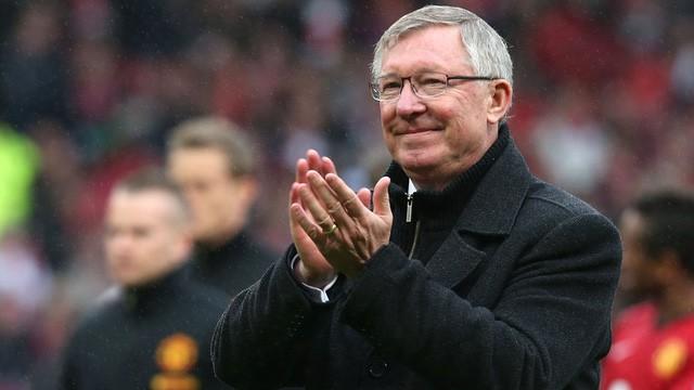 Hôm nay sinh nhật Sir Alex Ferguson: Con người độc nhất vô nhị - Ảnh 1.