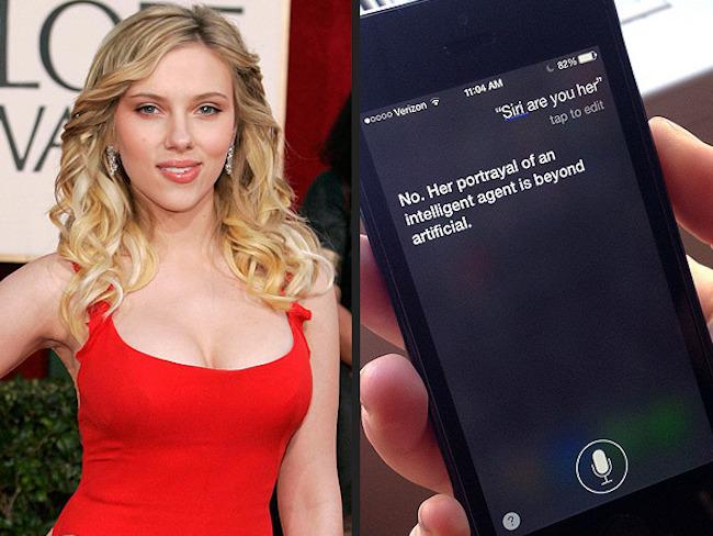 iFan sẽ không biết trợ lí ảo của iPhone được lấy ý tưởng từ một bộ phim tình cảm nổi tiếng - Ảnh 3.