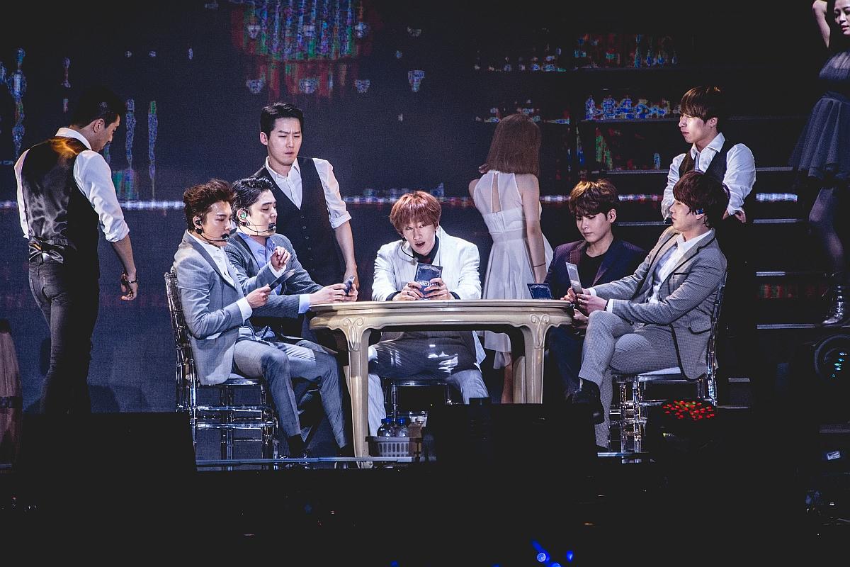 Super Junior công bố