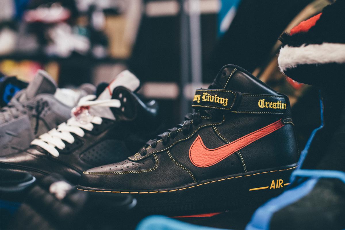 20 mẫu sneakers hiếm có và đắt giá nhất tại Sneakerness Paris Xuân/Hè 2017 - Ảnh 2.