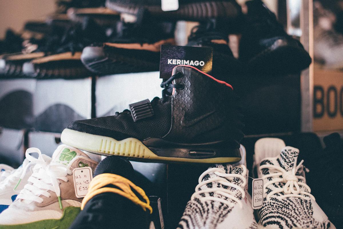 20 mẫu sneakers hiếm có và đắt giá nhất tại Sneakerness Paris Xuân/Hè 2017 - Ảnh 5.