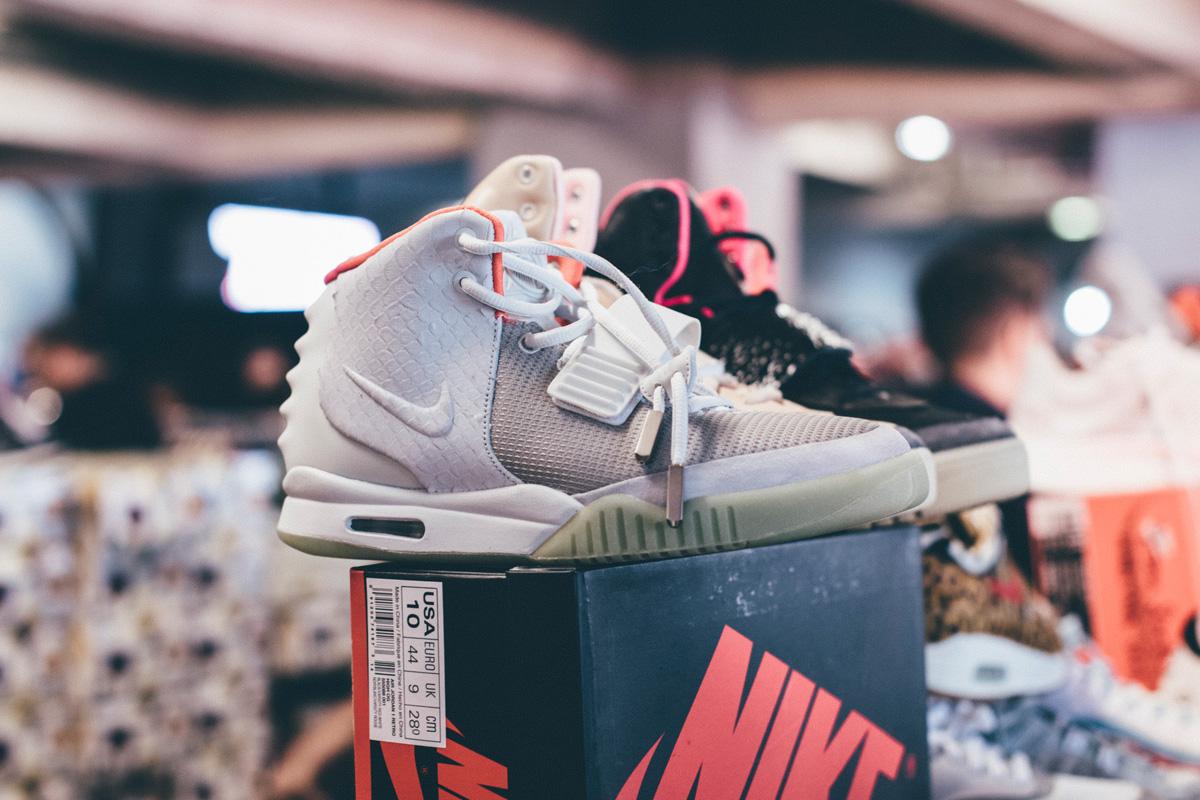 20 mẫu sneakers hiếm có và đắt giá nhất tại Sneakerness Paris Xuân/Hè 2017 - Ảnh 6.