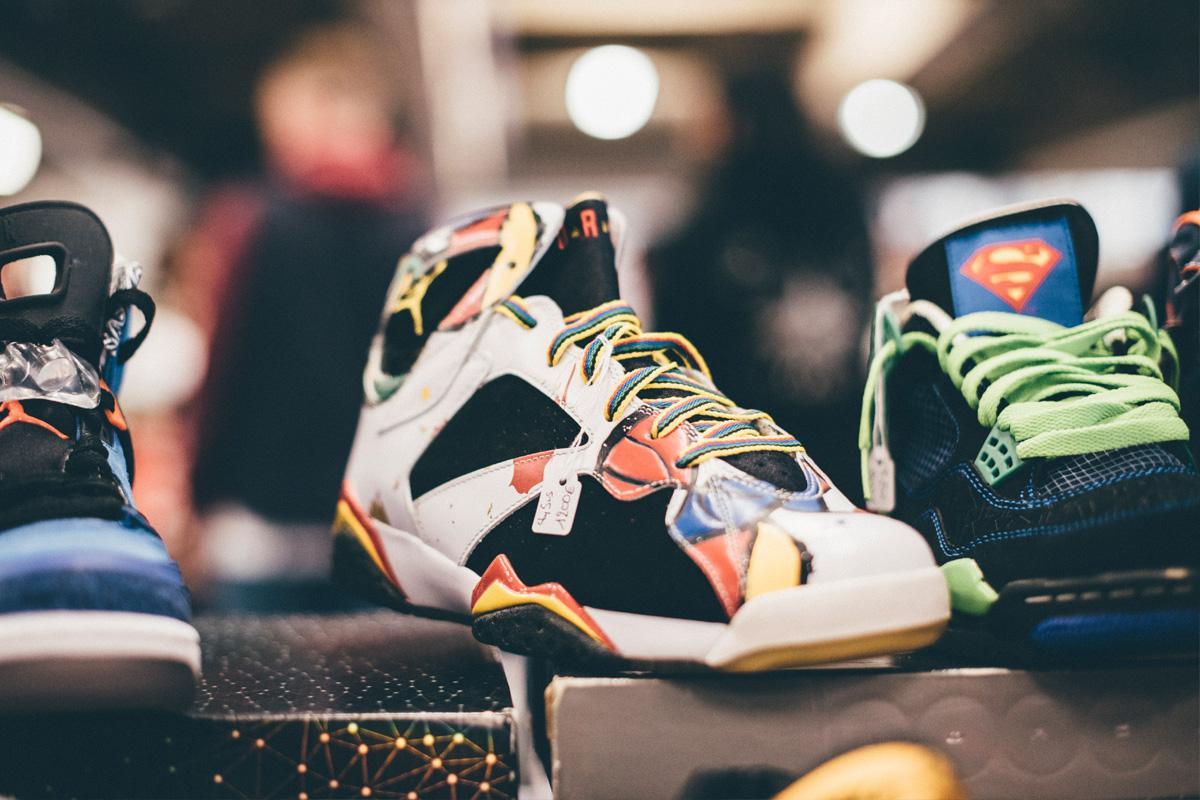 20 mẫu sneakers hiếm có và đắt giá nhất tại Sneakerness Paris Xuân/Hè 2017 - Ảnh 13.