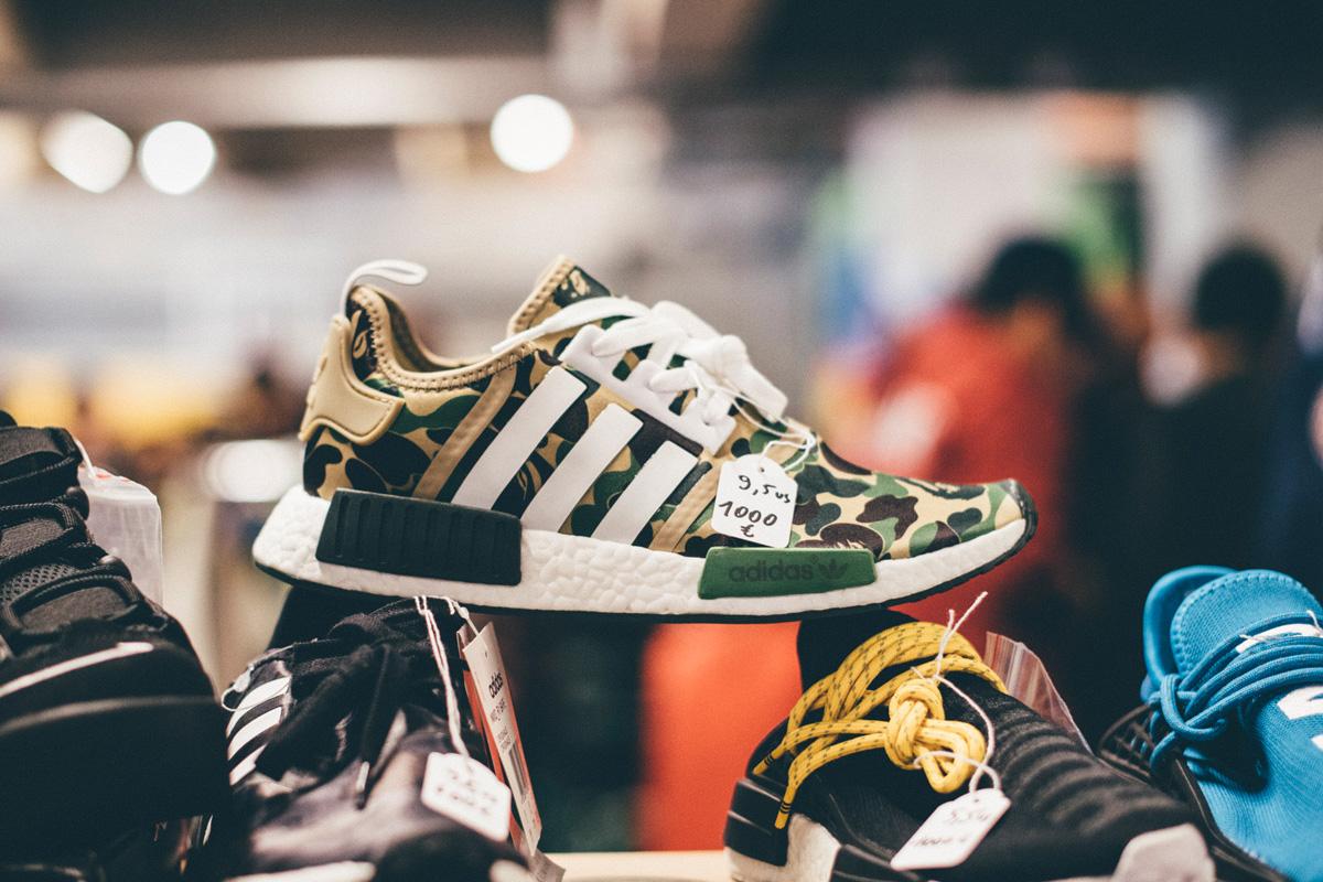 20 mẫu sneakers hiếm có và đắt giá nhất tại Sneakerness Paris Xuân/Hè 2017 - Ảnh 15.