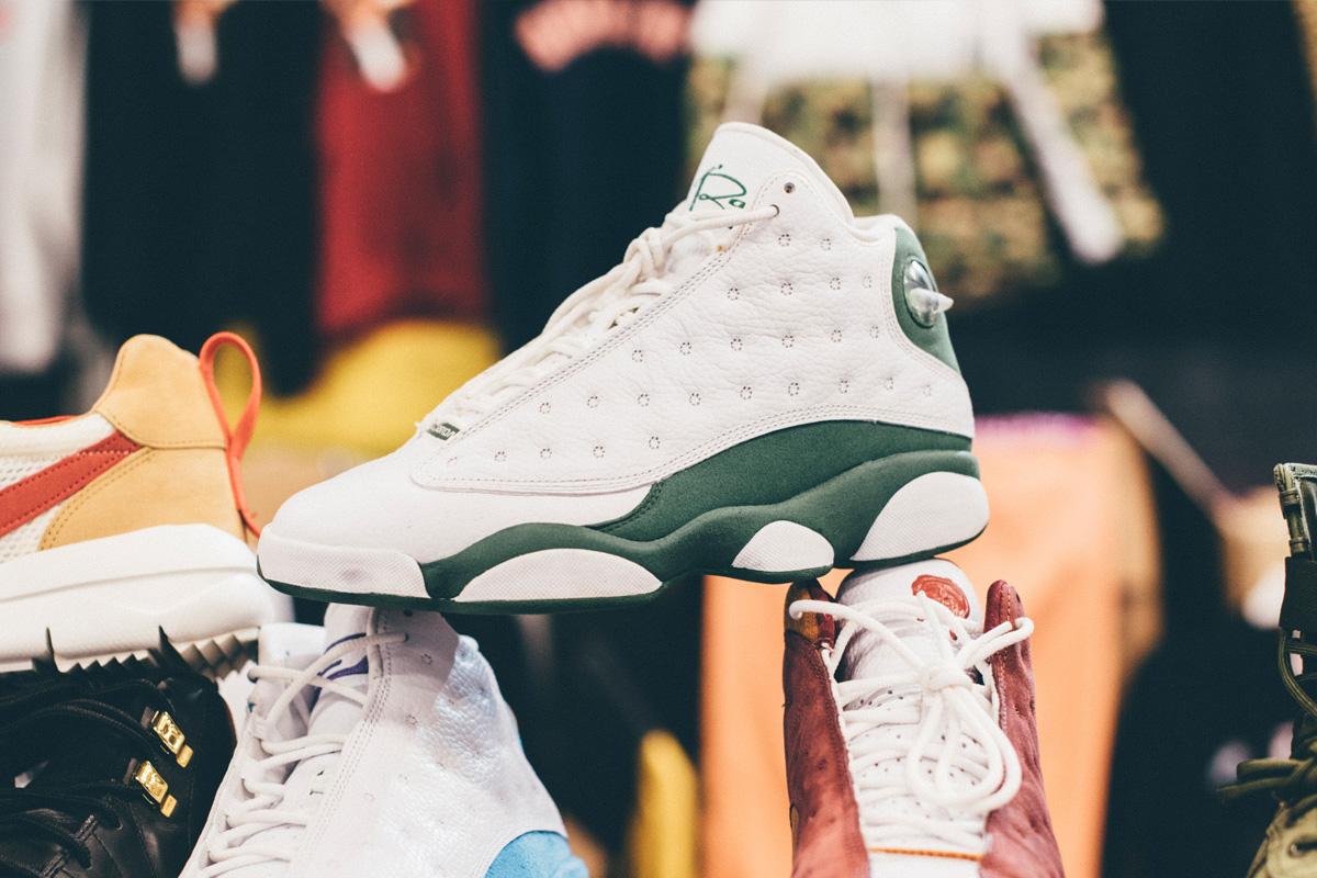 20 mẫu sneakers hiếm có và đắt giá nhất tại Sneakerness Paris Xuân/Hè 2017 - Ảnh 17.