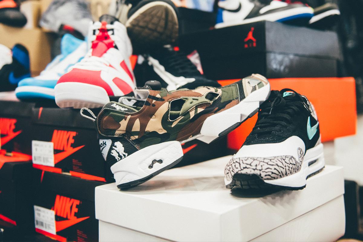 20 mẫu sneakers hiếm có và đắt giá nhất tại Sneakerness Paris Xuân/Hè 2017 - Ảnh 21.
