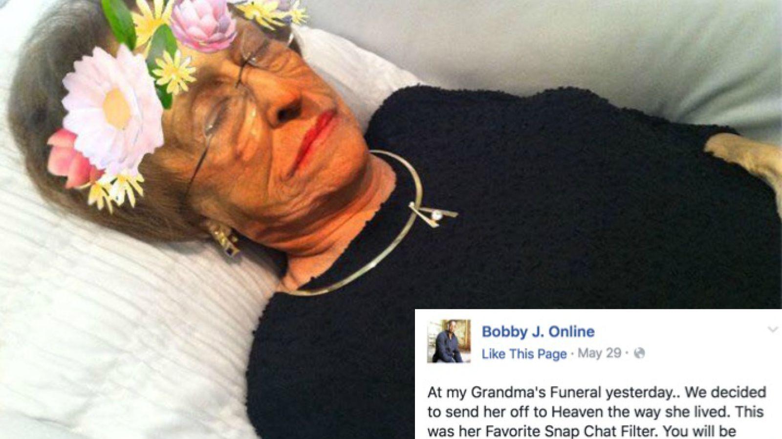 Mốt mới: Livestream đám tang cho bạn bè Facebook cùng xem - Ảnh 1.