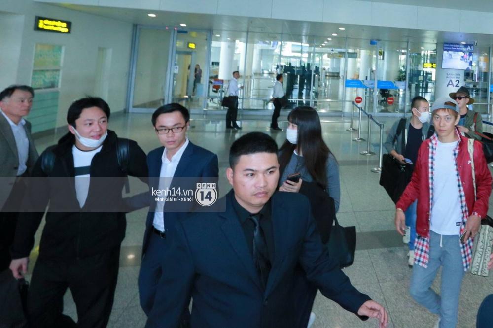 Seungri cuối cùng đã có mặt tại Việt Nam, chưa thấy G-Dragon xuất hiện - Ảnh 17.